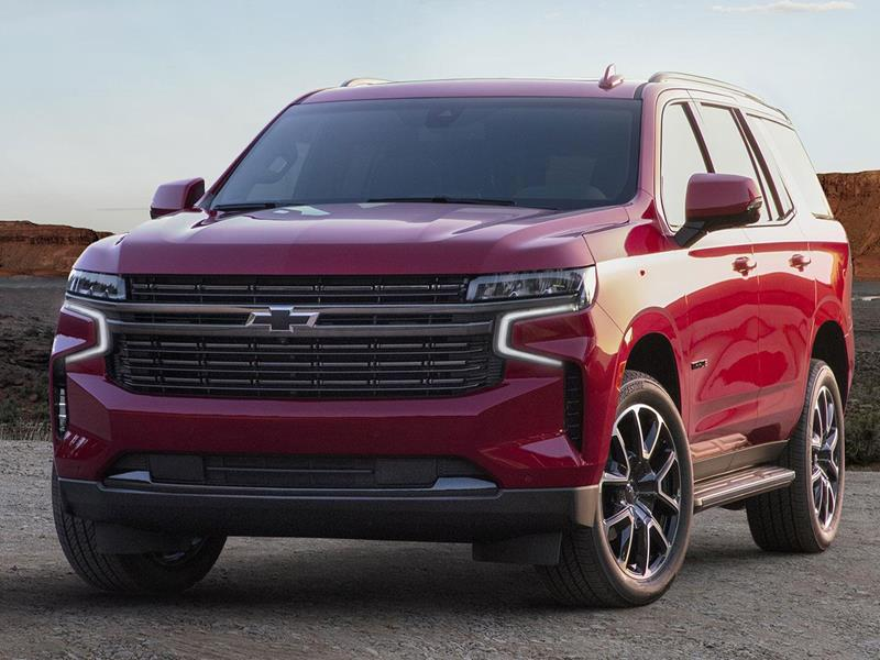foto Chevrolet Tahoe High Country (2021)