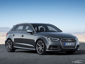 foto Audi A3 S3 Sportback (2019)