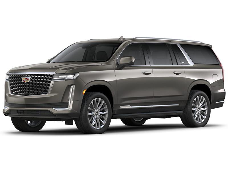 Cadillac Escalade Premium Luxury ESV nuevo color A eleccion precio $2,222,900