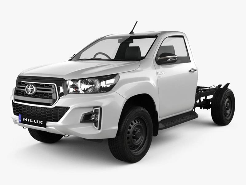 Toyota Hilux 4X2 Cabina y Chasis DX 2.4 TDi nuevo color A eleccion precio $3.235.000