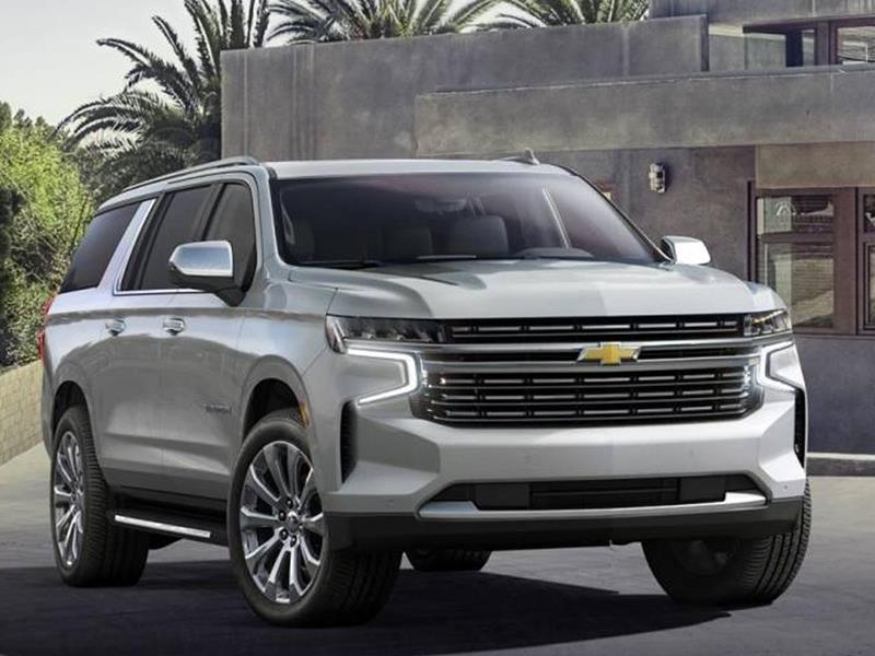 Chevrolet Suburban 5.3L AWD  nuevo precio $50.990.000