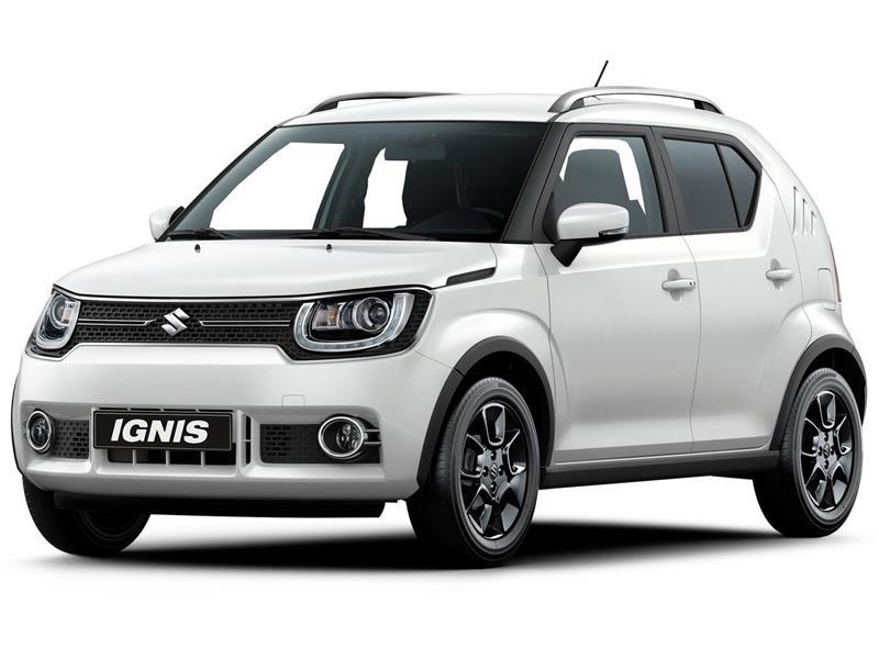 Suzuki Ignis GLX nuevo color A eleccion precio $252,990