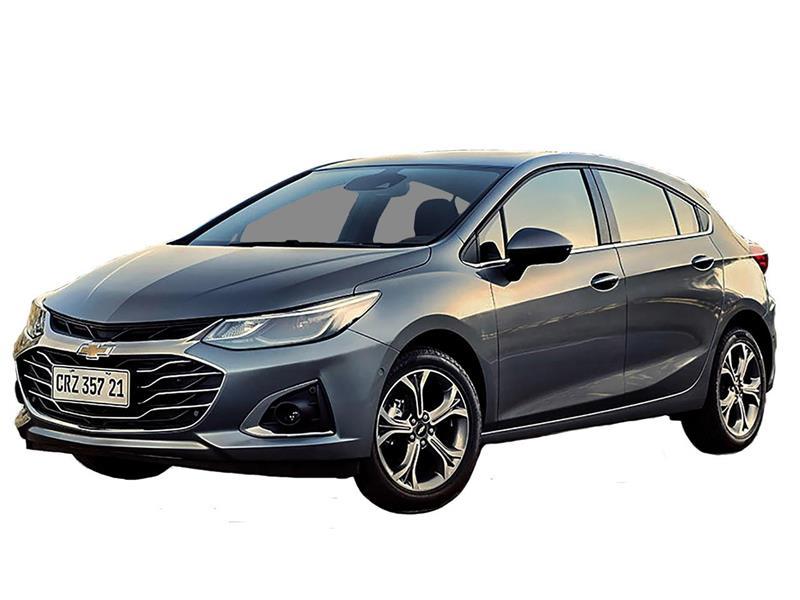 Chevrolet Cruze 5 LT nuevo financiado en cuotas(anticipo $1.005.500 cuotas desde $10.410)
