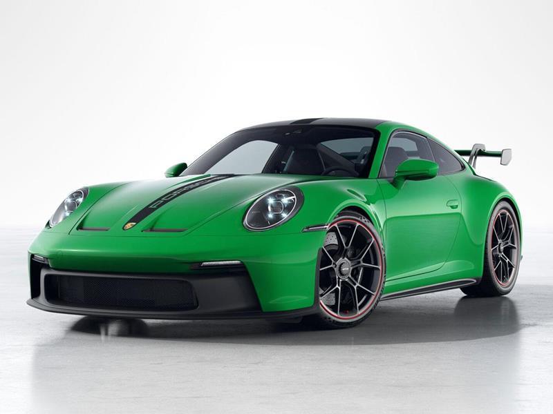 foto Porsche 911 GT3 (2021)