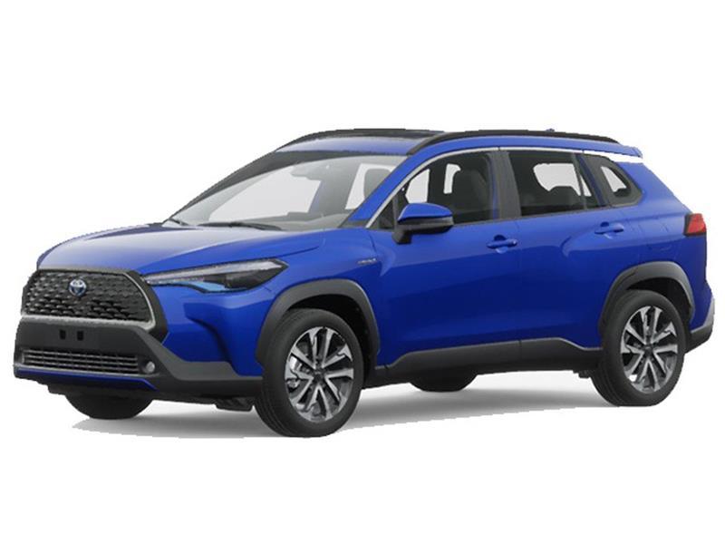 Toyota Corolla Cross 2.0L XEI Aut nuevo precio $17.490.000