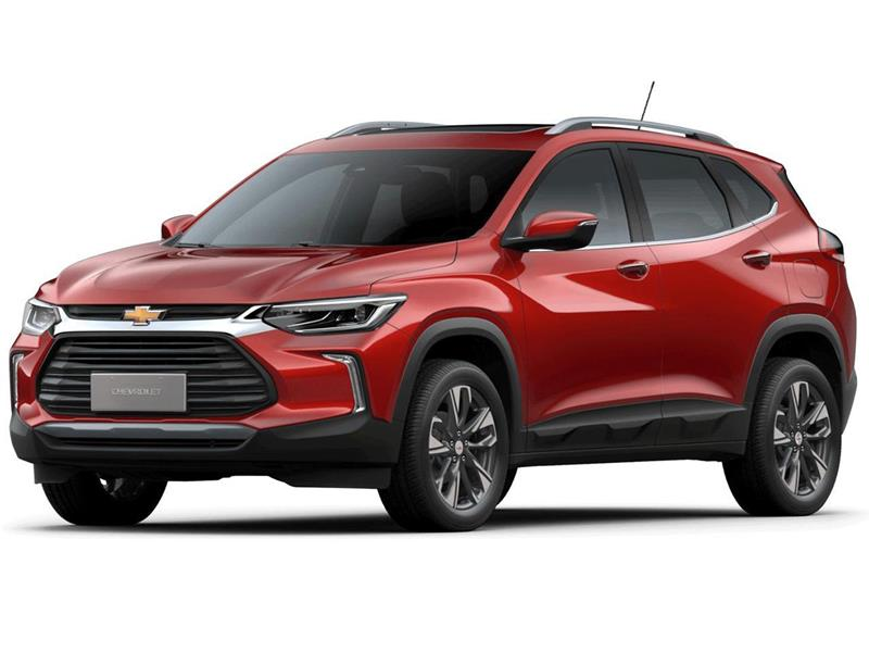 Chevrolet Tracker 1.2 Turbo financiado en cuotas cuotas desde $13.700