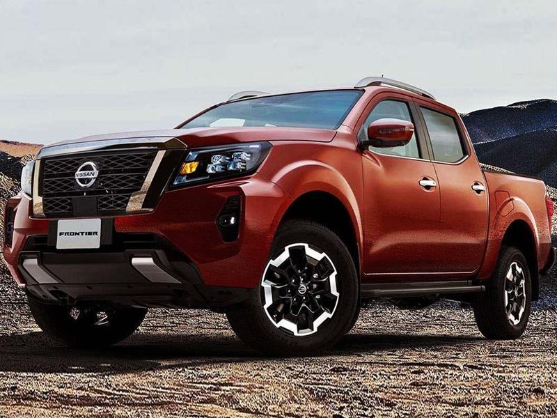 Nissan Frontier LE Platinum Diesel 4x4  nuevo color A eleccion precio $730,900