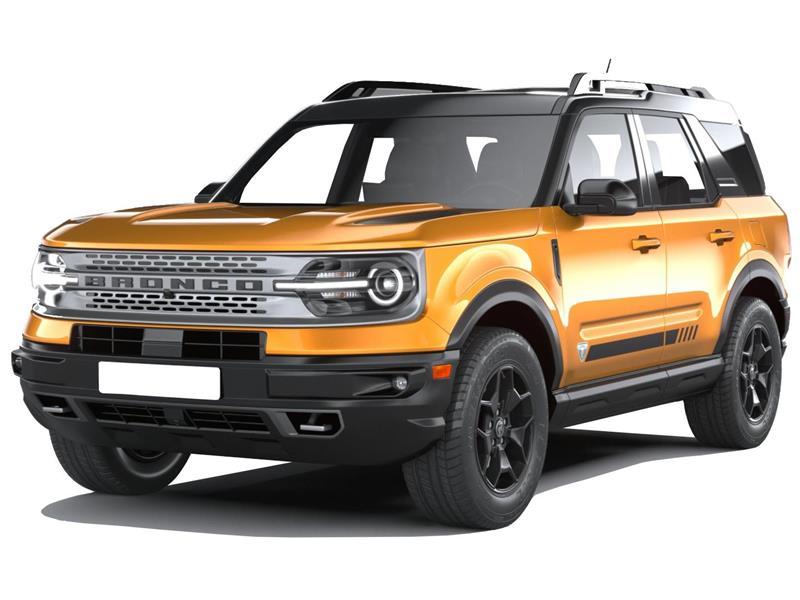 foto Ford Bronco Sport