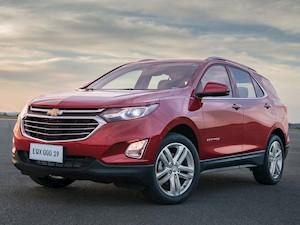 Foto venta Auto nuevo Chevrolet Equinox  1.5L LS Aut  color A eleccion precio u$s24,990