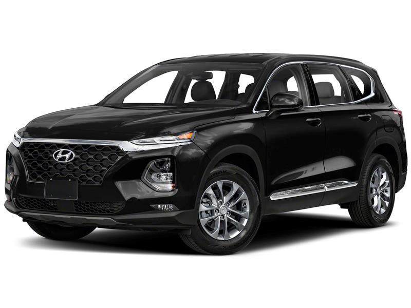 Hyundai Santa Fe GLS nuevo color A eleccion precio $573,300