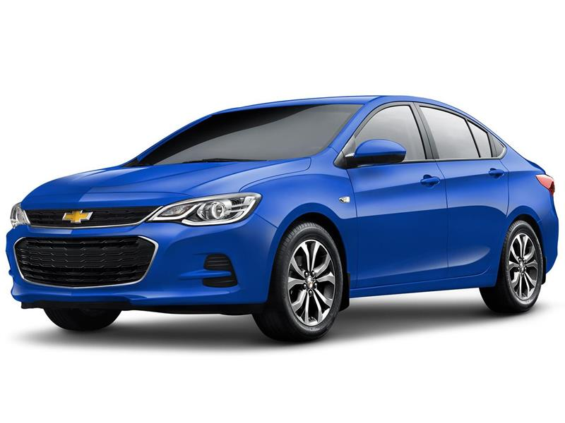 Chevrolet Cavalier Premier Aut nuevo color A eleccion precio $372,400