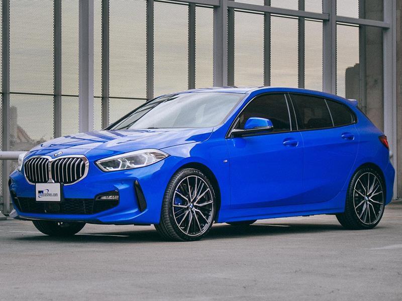BMW Serie 1 5P 118i nuevo color A eleccion precio $635,000