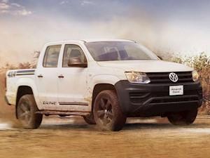 Volkswagen Amarok Trendline 4x4 TDi DUNE nuevo color A eleccion precio $584,307