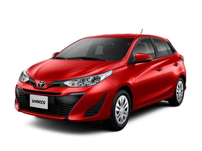 Toyota Yaris 1.5 XLS CVT nuevo color A eleccion precio $7.079.300