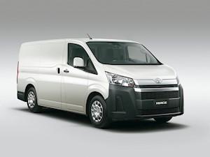 foto Toyota Hiace L1H1 2.8 TDI Aut (2021)