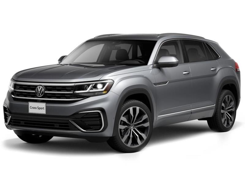 Volkswagen Cross Sport R-Line nuevo color A eleccion precio $999,990