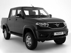 foto UAZ Pick up ZMZ (2020)