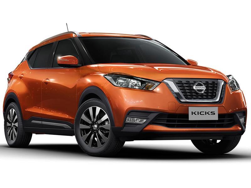 Foto Nissan Kicks Sense nuevo color A eleccion precio $302,595