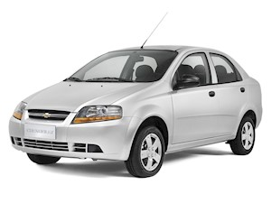 foto Chevrolet Aveo Family 1.5L STD (2019)