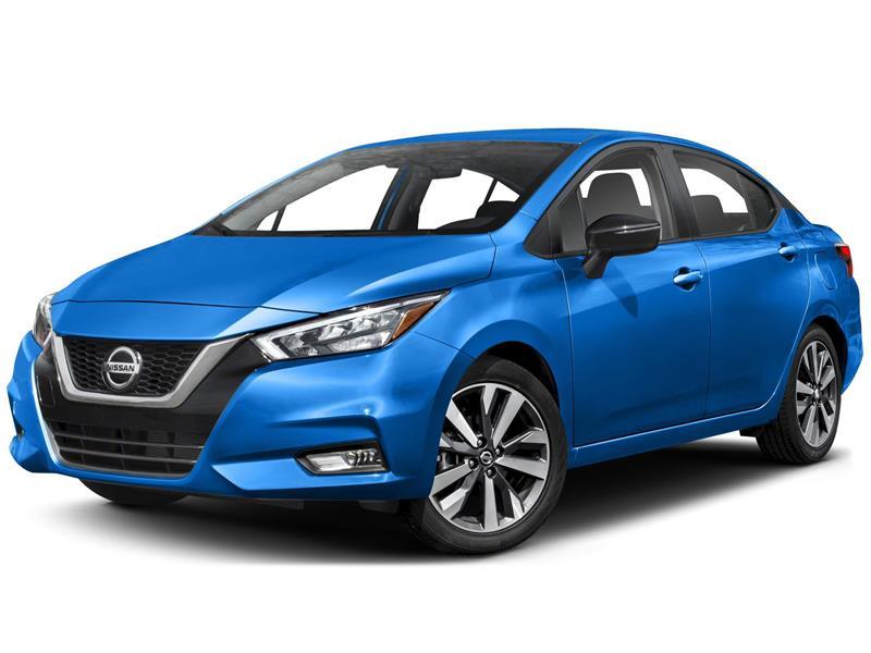 Nissan Versa Platinum Aut   nuevo color Blanco precio $351,900