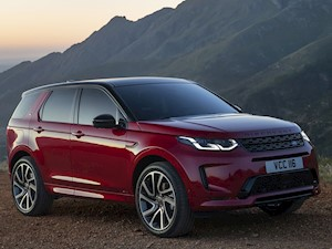 foto Land Rover Discovery Sport P 250 R-Dynamic SE MHEV (2020)