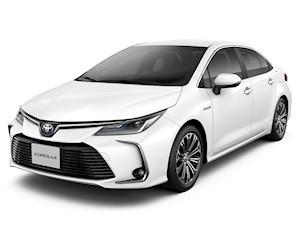 Toyota Corolla Hybrid 1.8 XE-I eCVT nuevo color A eleccion precio $2.607.800