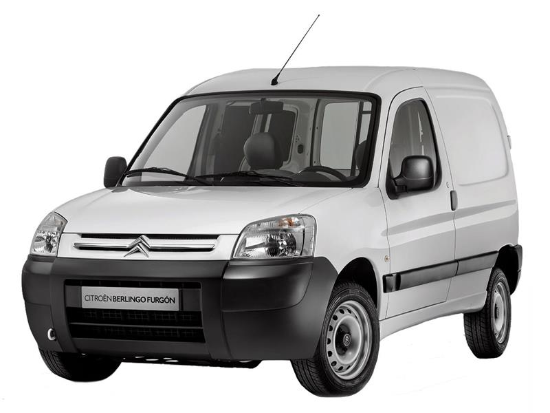 foto Citroën Berlingo Furgón 1.6 Business financiado en cuotas cuotas desde $7.099