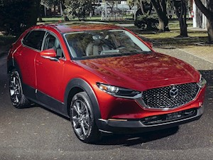 Mazda CX-30 i Grand Touring financiado en mensualidades enganche $46,890