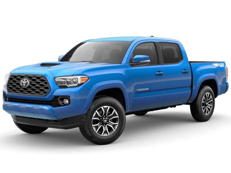 Toyota Tacoma Edicion Especial 4x4 nuevo color A eleccion precio $777,600
