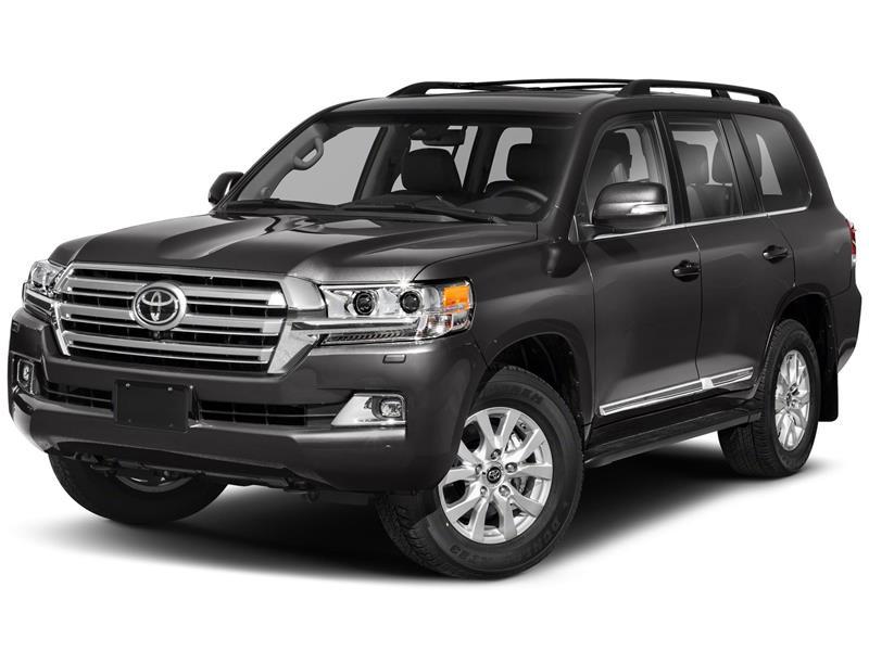 Toyota Land Cruiser 5.7L 4x4 nuevo color A eleccion precio $1,637,700