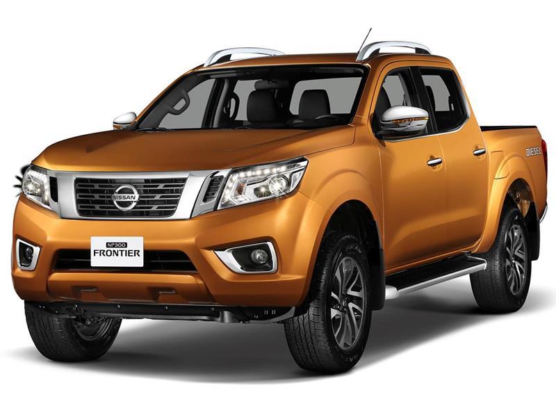 Foto Nissan NP300 Chasis VDC nuevo color A eleccion precio $357,900