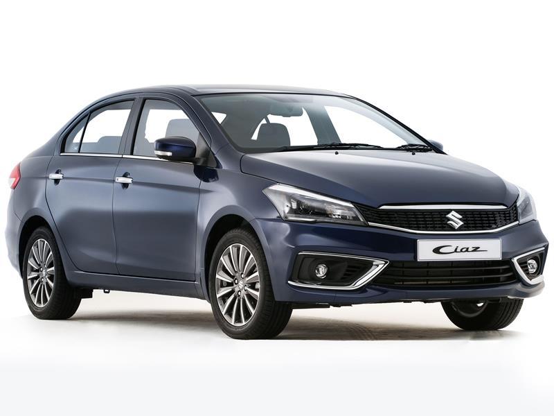 Suzuki Ciaz GLX Aut nuevo color A eleccion precio $309,990