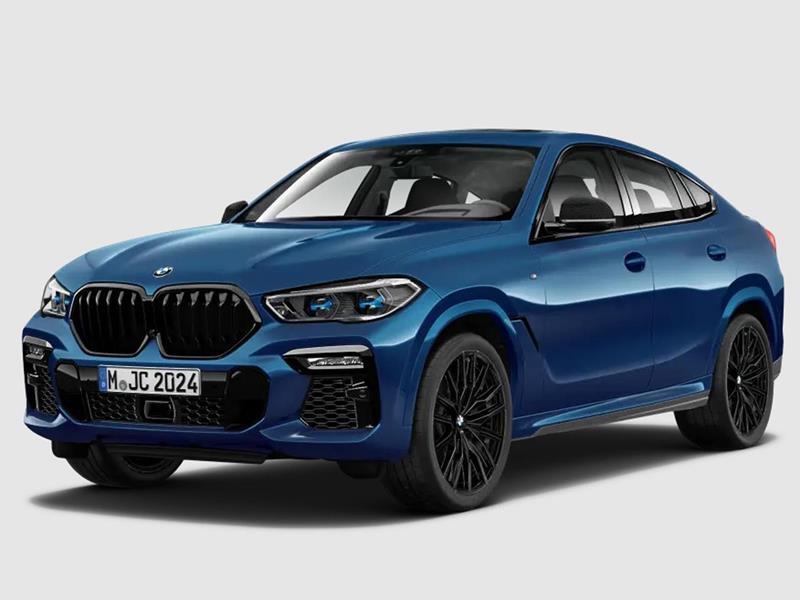 BMW X6 xDrive 30d Executive Plus nuevo precio $69.400.000