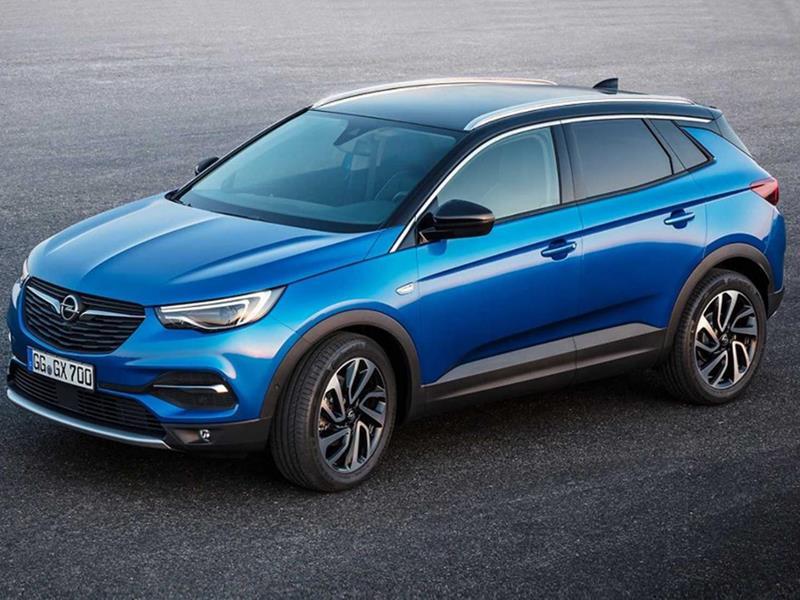 Opel Grandland X Edition nuevo color Gris precio $110.990.000