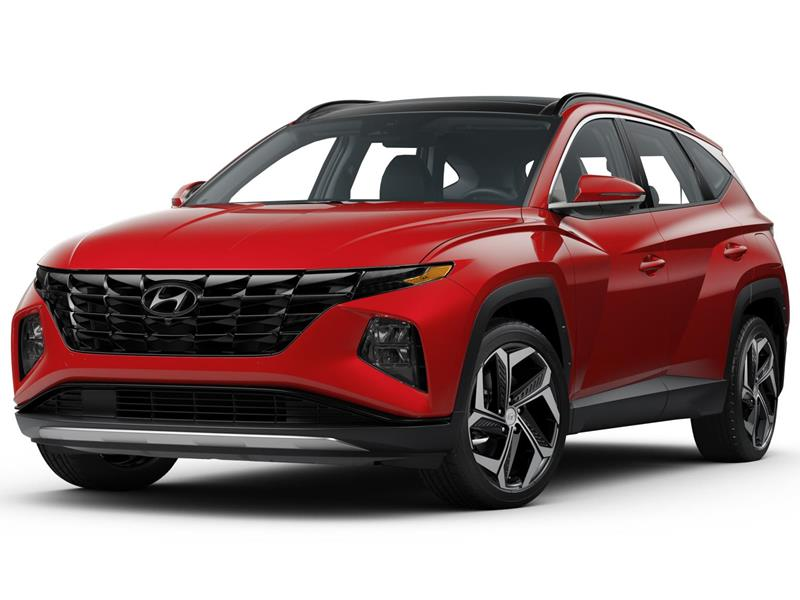 foto Hyundai Tucson Limited Tech (2022)