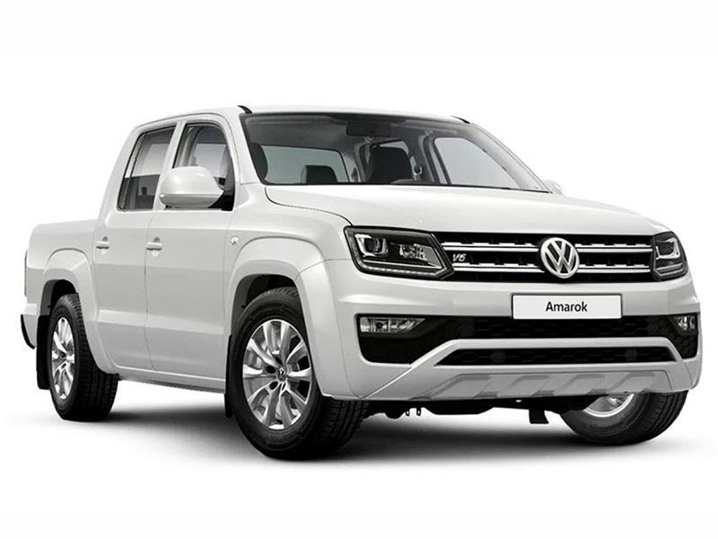 Volkswagen Amarok SC 4x2 Trendline nuevo precio $2.356.600