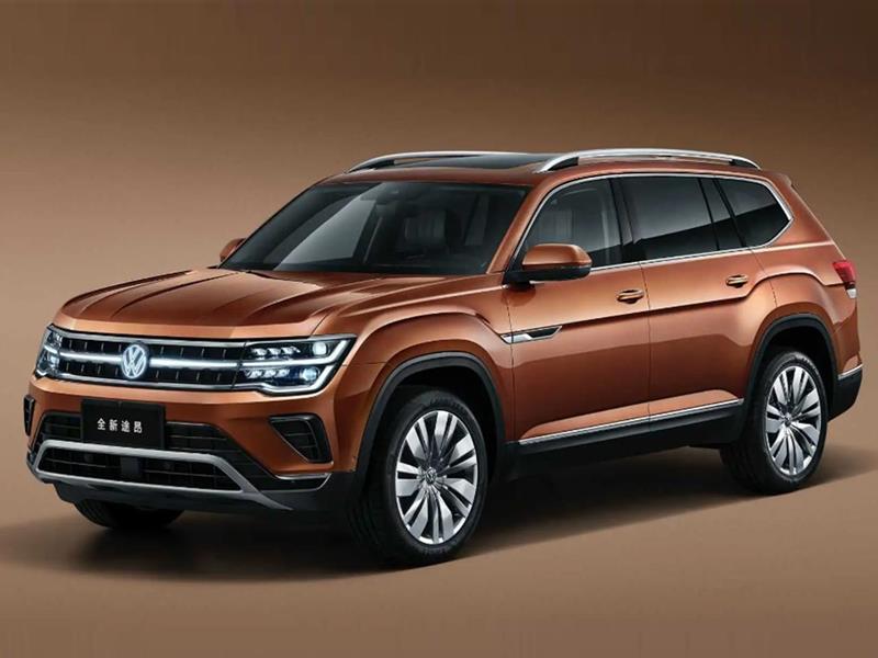 Volkswagen Teramont 3.6 4Motion nuevo color A eleccion precio u$s53,900