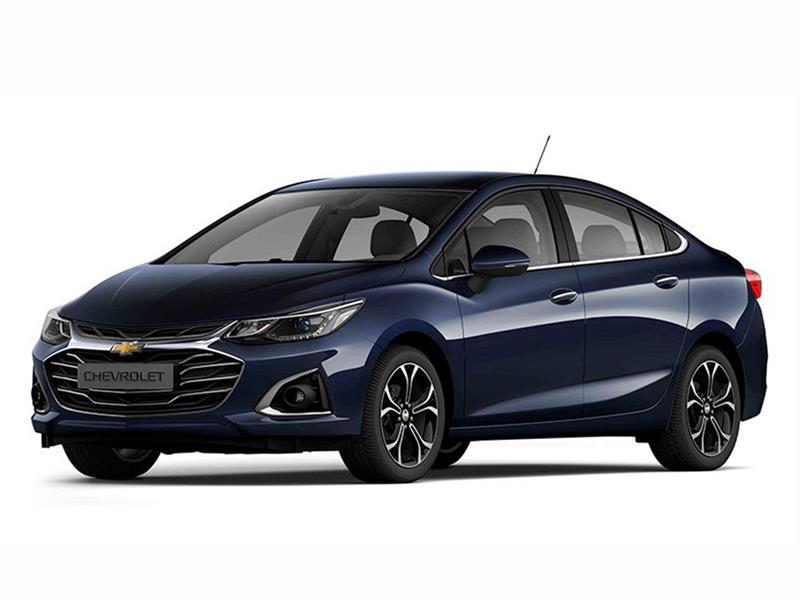 Chevrolet Cruze LT nuevo financiado en cuotas(anticipo $927.450 cuotas desde $20.900)