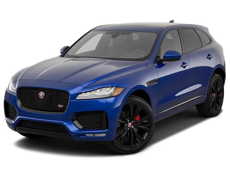foto Jaguar F-Pace SVR nuevo color A elección precio $2,024,900