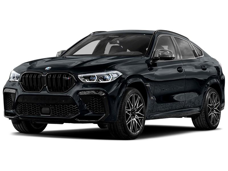 foto BMW Serie M X6 Competition (2021)