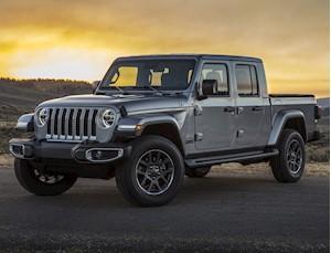 Jeep Gladiator Overland nuevo color A eleccion precio $1,039,900