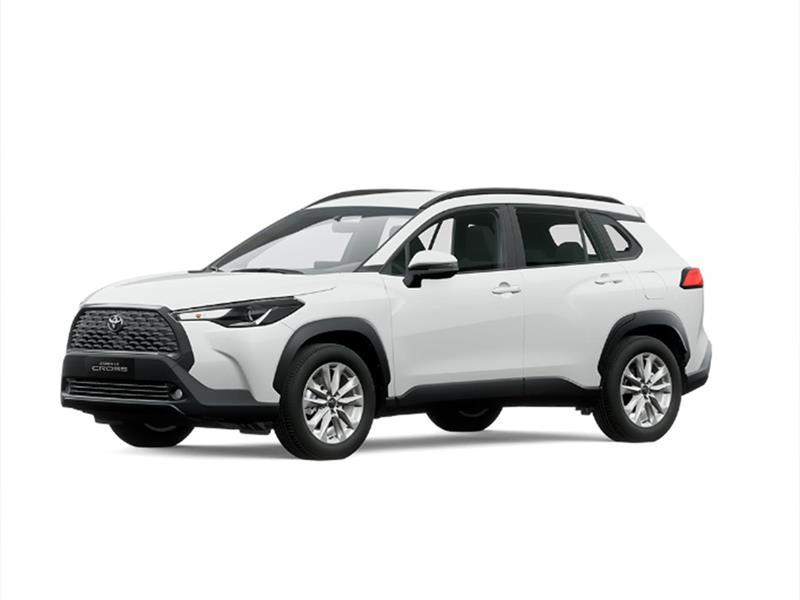 Toyota Corolla Cross Full CVT nuevo color A eleccion precio u$s26,790