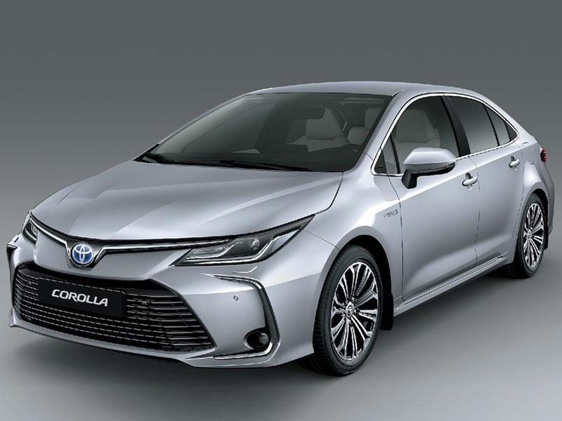 Toyota Corolla Hybrid 1.8 XE-I eCVT nuevo color A eleccion precio $3.183.300