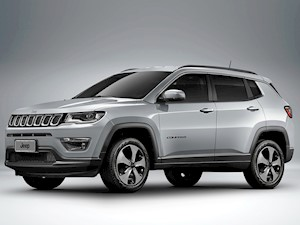 foto Jeep Compass 2.4 4x4 Longitude Aut Plus financiado en cuotas anticipo $381.018 cuotas desde $25.000