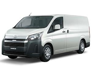 Toyota Hiace Furgon 2.8L L1H1 nuevo precio $23.190.000