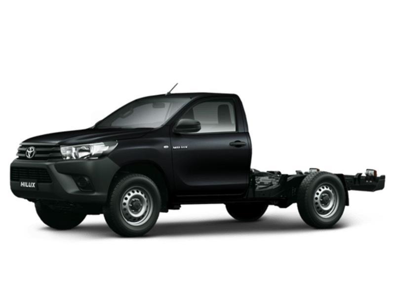 foto Toyota Hilux 4X4 Cabina y Chasis DX 2.4 TDi nuevo color A elección precio $3.164.000