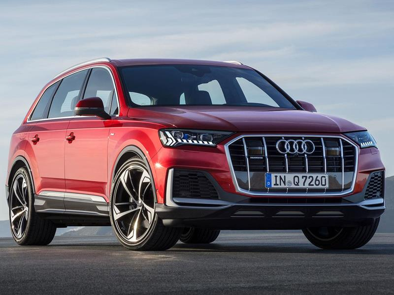 Audi Q7 55 TFSI Select quattro Mild Hybrid nuevo color A eleccion precio $1,264,900