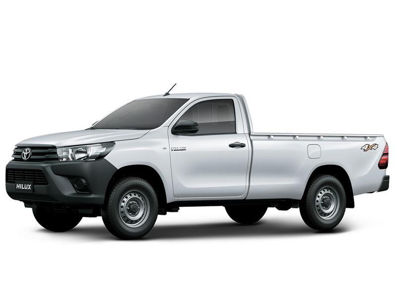Toyota Hilux 4X4 Cabina Simple DX 2.4 TDi nuevo color A eleccion precio $3.308.000