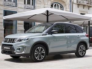 Suzuki Vitara GLS financiado en mensualidades enganche $47,998 mensualidades desde $5,530