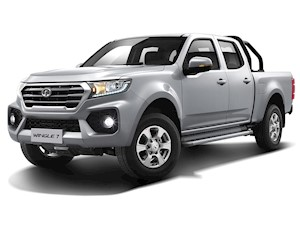 Great Wall Wingle 7 2.4L CD 4x2 nuevo color A eleccion precio $85.690.000
